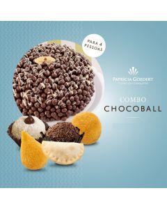 Combo Chocoball - Para 4 pessoas