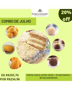 COMBO MÊS DE JULHO