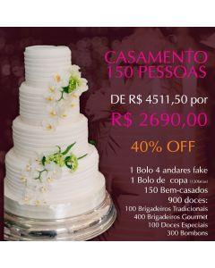 Casamento 150 Pessoas
