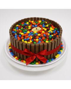 Torta Kit kat e Mm's 26 cm