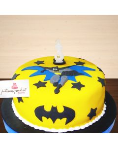 Bolo Temático Batman (3)