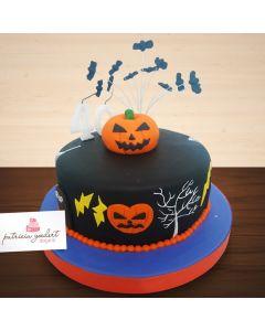 Bolo Temático Halloween (2)