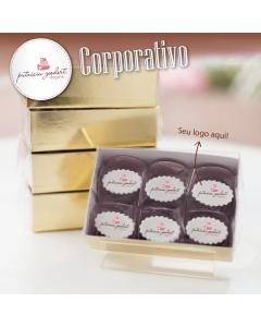 Caixa 6 doces personalizados