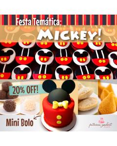COMBO TEMÁTICO MICKEY