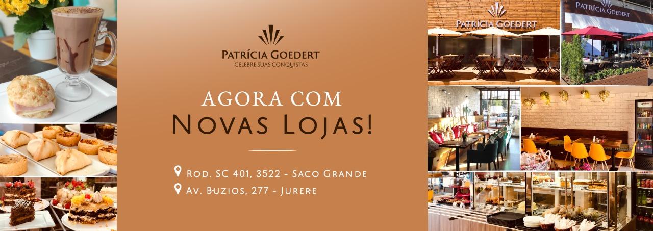 Novas Lojas